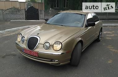 Jaguar S-Type Premium 3.0i 2000