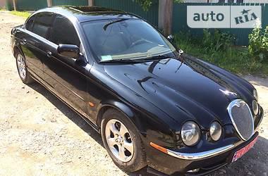 Jaguar S-Type 3.0i 2000