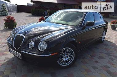 Jaguar S-Type 3.0i 2006