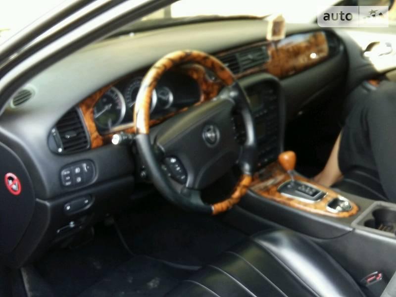 Jaguar S-Type 2006 года