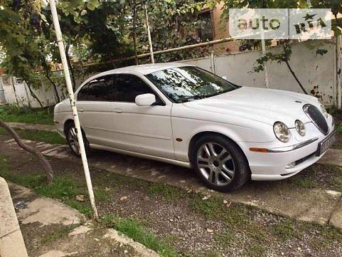 Jaguar S-Type 1999 года