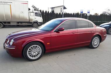 Jaguar S-Type full 2005