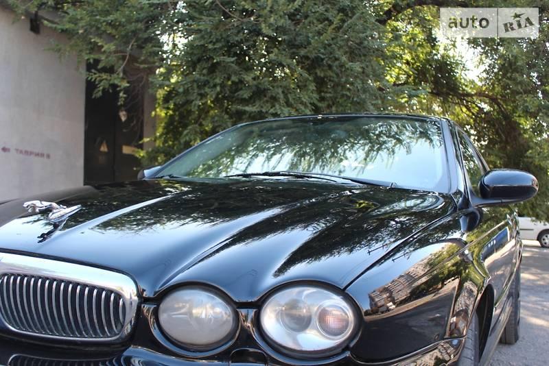 Jaguar X-Type 2007 года