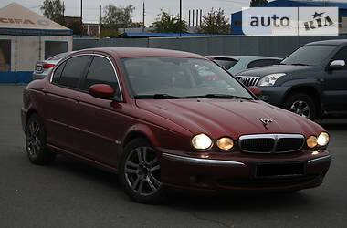 Jaguar X-Type 2.5i 2007