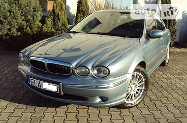 Jaguar X-Type 2.1 LPG 2003