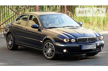 Jaguar X-Type 2.0 TDi 2003