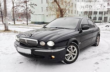 Jaguar X-Type  2003