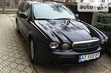 Jaguar X-Type 2.0 TDi 2005