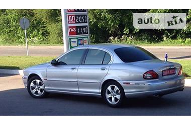 Jaguar X-Type 3.0i 2001
