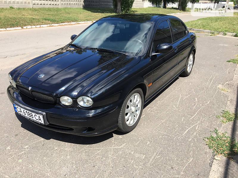Jaguar X-Type 2003 року