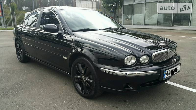 Jaguar X-Type 2008 року