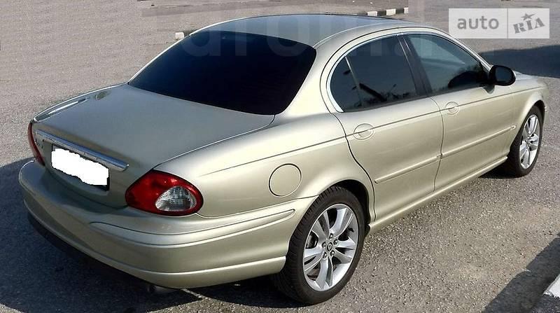 Jaguar X-Type 2006 года
