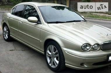 Jaguar X-Type 2.1i 2006