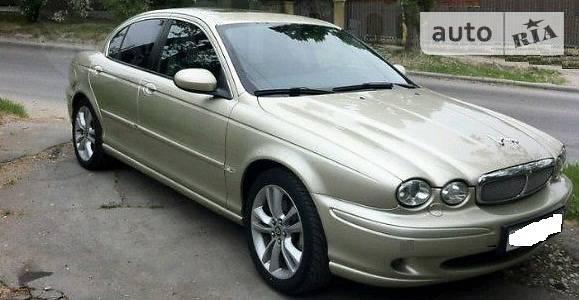 Jaguar X-Type 2006 року