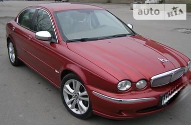 Jaguar X-Type X-TYPE 2.5 2006
