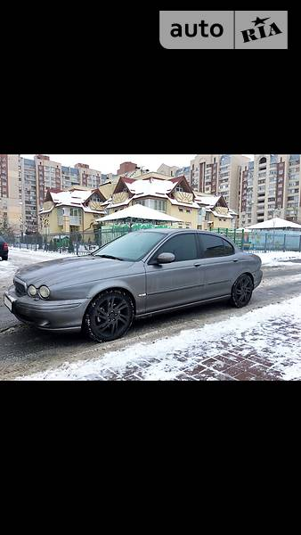 Jaguar X-Type 2007 года