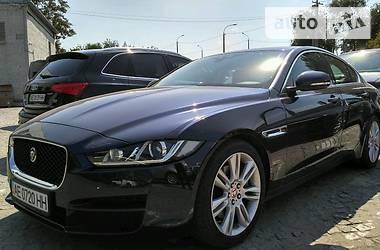 Jaguar XE prestige 2015