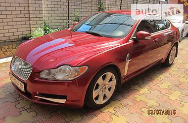 Jaguar XF 4.2 S V8 2008