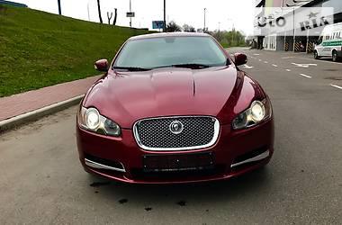 Jaguar XF 4.2 V8 Supercharged 2008