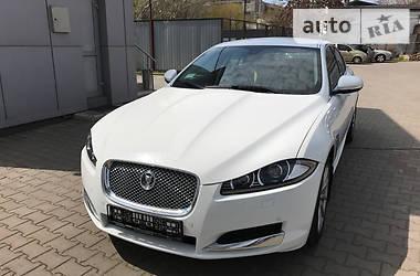 Jaguar XF  2014