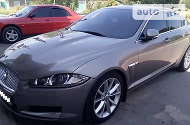 Jaguar XF 3.0 TD 2012