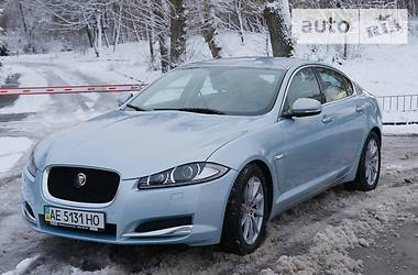 Jaguar XF Luxary 2014