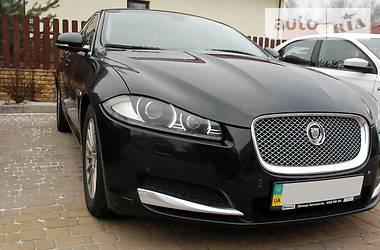 Jaguar XF 3.0 V6 2012