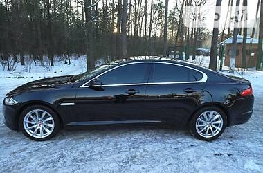 Jaguar XF luxury 2015