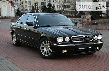 Jaguar XJ6 X350 2003