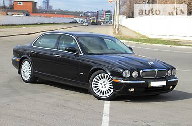 Jaguar XJ8 Long sowereign 2006