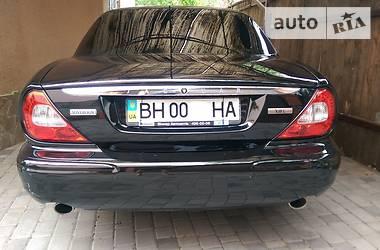 Jaguar XJ8 Sovereign XJ8 Long 2007