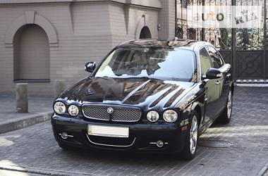 Jaguar XJ Diesel Long 2008
