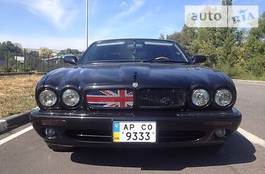 Jaguar XJ v8 supercharged 1999