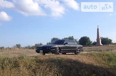 Jaguar XJ v8 supercharged 1999