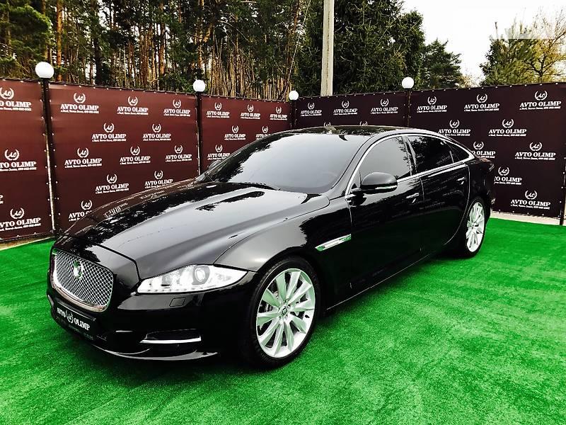 Jaguar XJL 2010 года