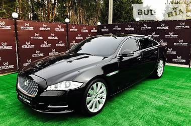 Jaguar XJL long 2010