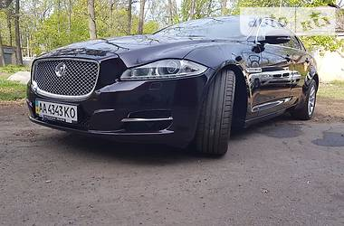 Jaguar XJL PORTFOLIO 2012