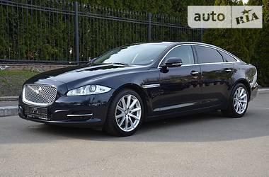 Jaguar XJL  2012