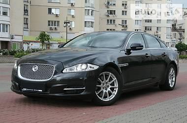 Jaguar XJL  2011