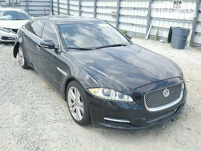 Jaguar XJL 2014 года