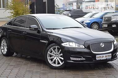 Jaguar XJL AWD 2012