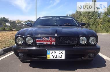 Jaguar XJR 4.0L V8 SUPERCHARGED 1999