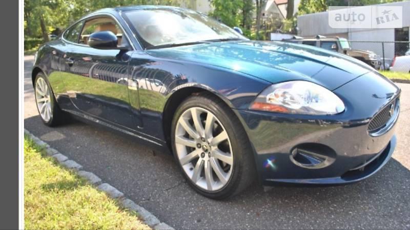 Jaguar XK 2007 року