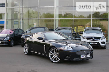 Jaguar XKR 4.2 Coupe AT 2007