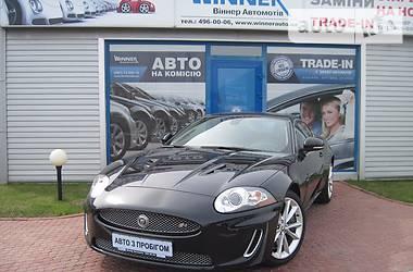Jaguar XKR 5.0  2011