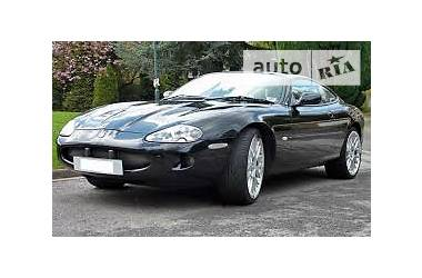 Jaguar XKR  2001