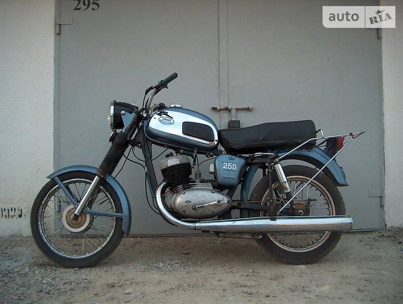 Jawa (Ява)-cz 250