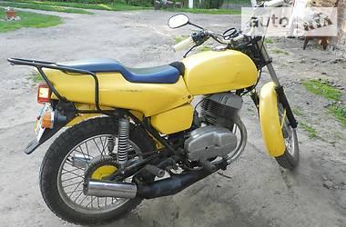 Jawa (Ява)-cz 350  1986