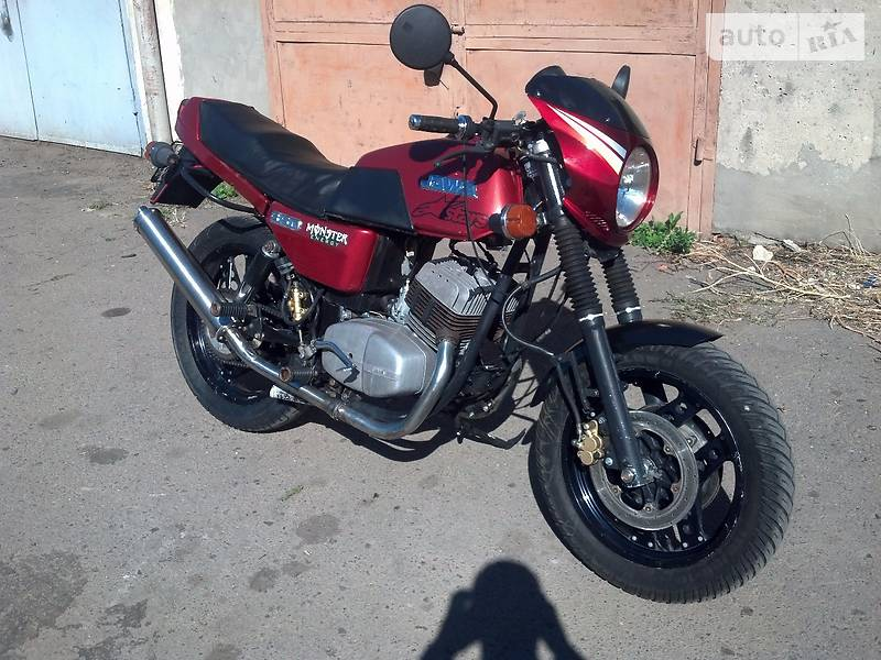 Jawa (Ява)-cz 350