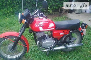 Jawa (Ява)-cz 350  1988